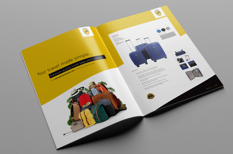 Mẫu Catalogue