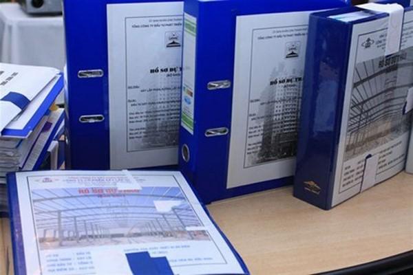 In hồ sơ thầu 2 In hồ sơ thầu ở đâu uy tín, giá tốt