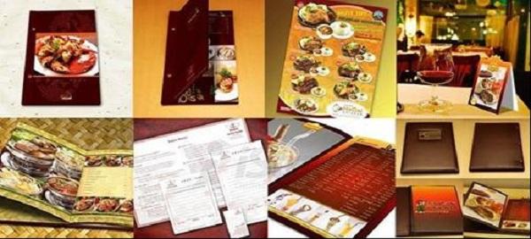 chuyên in menu giá rẻ 1 Công ty chuyên in menu giá rẻ tại Hà Nội