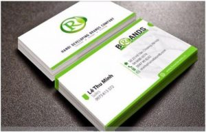 in card visit 1 Thiết kế, in card visit số lượng lớn giá rẻ