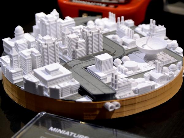 In mô hình 3D 1