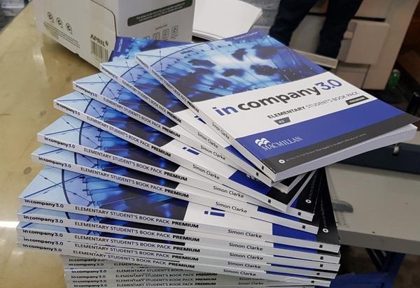 đóng sách keo nhiệt 1 Công ty chuyên đóng sách keo nhiệt, in ấn giá rẻ