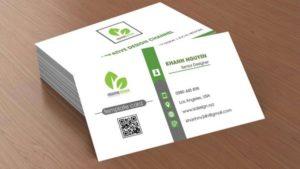 Card visit đẹp 1 Đơn vị in card visit đẹp, chất lượng, giá tốt
