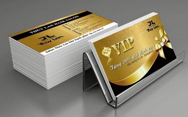 Card visit đẹp 2 Đơn vị in card visit đẹp, chất lượng, giá tốt