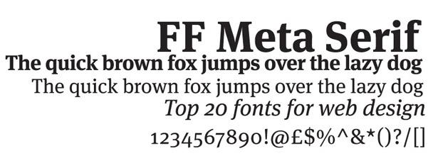 8 font chữ chất lượng chuyên nghiệp dành cho nhà thiết kế
