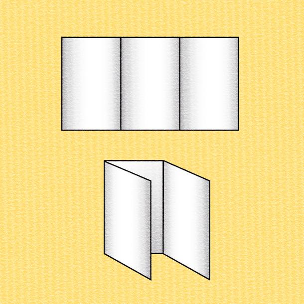 Hướng dẫn 15 cách gấp sản phẩm brochure thông dụng