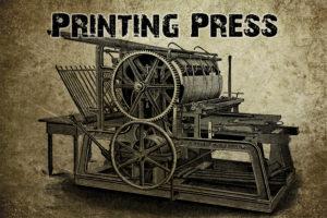 """Khám phá công nghệ in ấn """"siêu cổ"""" vẫn được sử dụng tới ngày nay Khám phá công nghệ in ấn """"siêu cổ"""" vẫn được sử dụng tới ngày nay"""