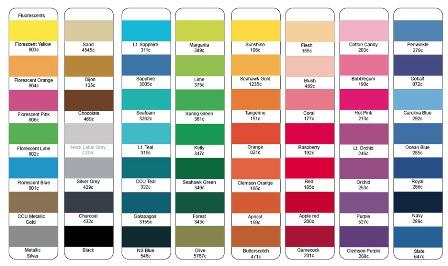 Thiết kế đồ họa sử dụng hệ màu RGB, CMYK, PANTONE Trang chủ