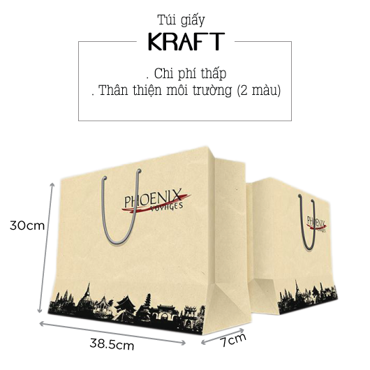 Chất liệu in túi giấy phù hợp nhất với sản phẩm của bạn? Chất liệu in túi giấy phù hợp nhất với sản phẩm của bạn?